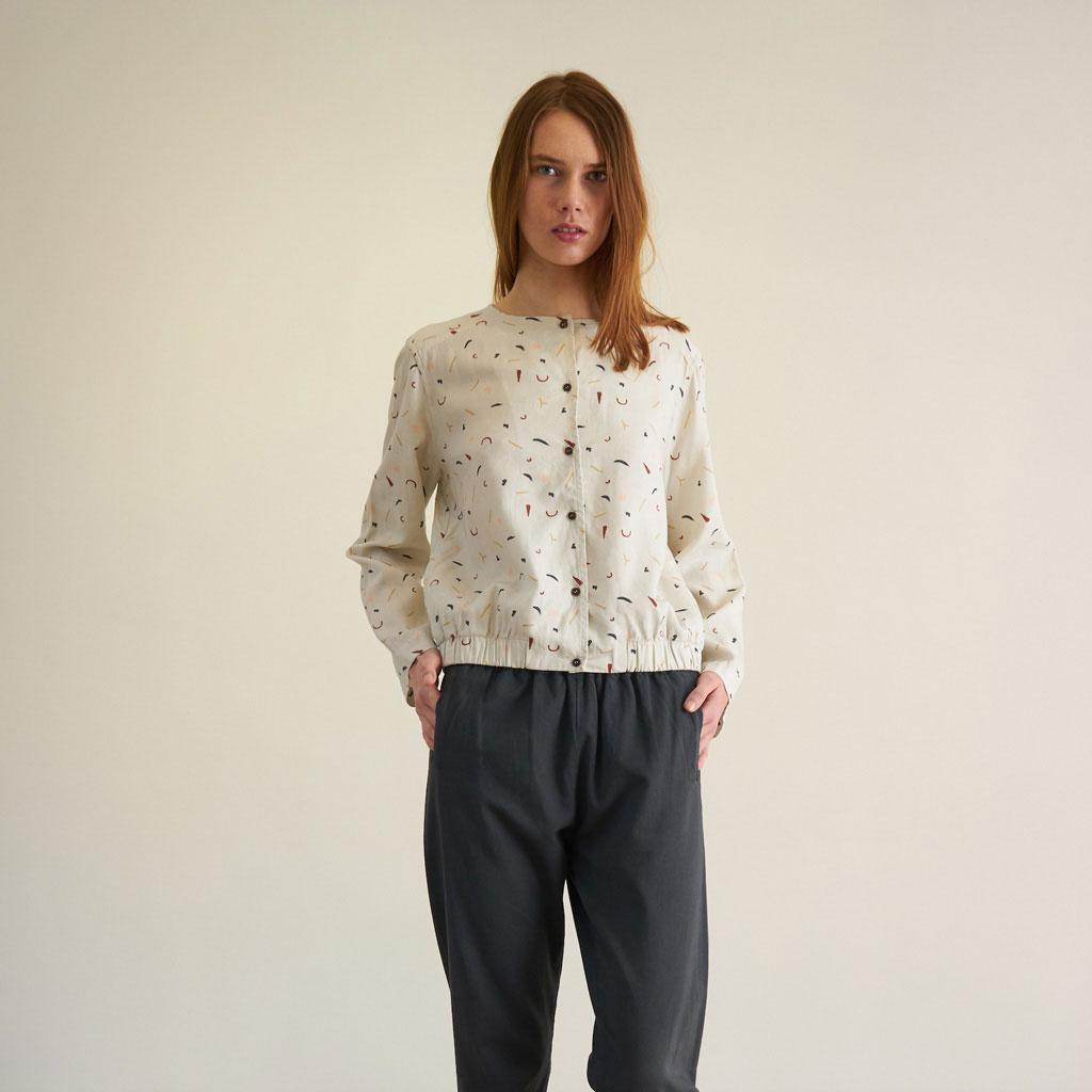 CUS Eldar Shirt print ulalá bei paletti