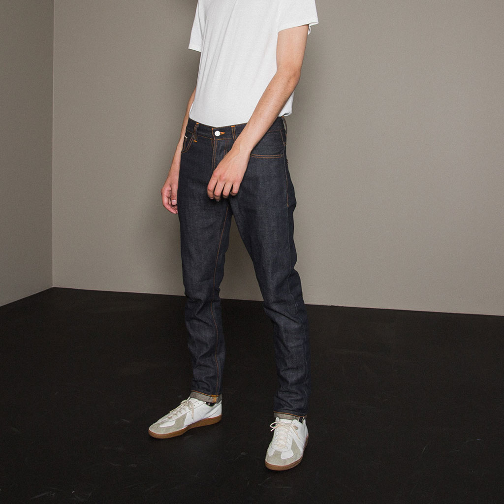 Nudie Jeans Dry Selvage bei paletti
