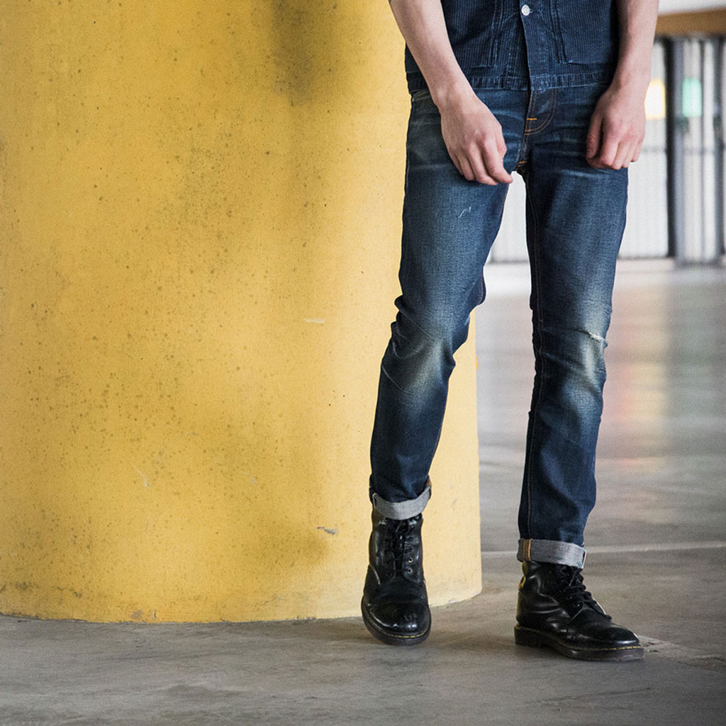 Nudie Jeans Organic Jeans bei paletti